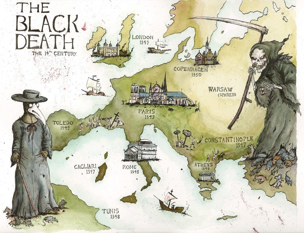 medieval europe black plague Rats get a bad rap for spreading the plague, or black death, that killed millions of people in medieval europe but they may not be to blame.